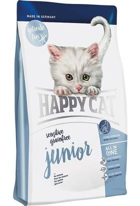 Happy Cat Junior Sensitive Tahılsız Yavru Kedi Maması 4 Kg