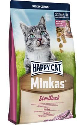 Happy Cat Minkas Sterilised Kısırlaştırılmış Kedi Maması 1,5 Kg