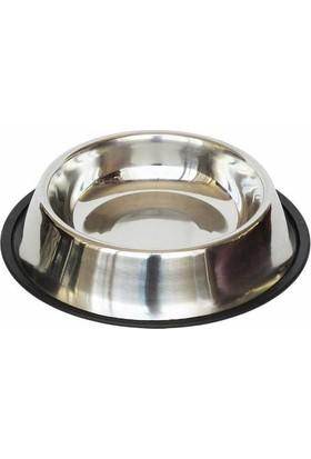 Happy Paws Kedi Ve Köpek Çelik Mama Kabı 16 Oz. (450Ml)
