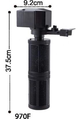 *Dophin 970F İç Filtre 1400 L/H 24.8 W