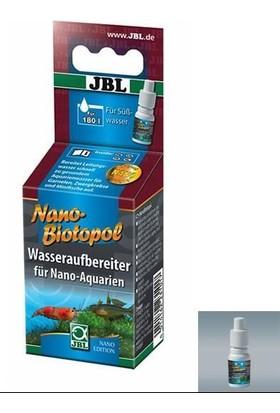 Jbl Nano Biotopol 15 Ml - Mini Akvaryumlar Için Su Düzenleyici