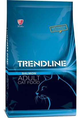 Trendline Somon Balıklı Yetişkin Kedi Maması 1 Kg