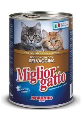Miglior Gatto Av Hayvanli Kedi Konservesi 405 Gr