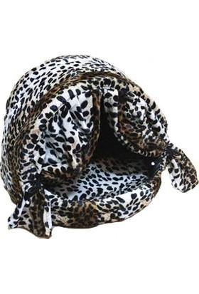 Pet Style Perdeli Kapali Kedi Yuvasi 35X46X33 Cm