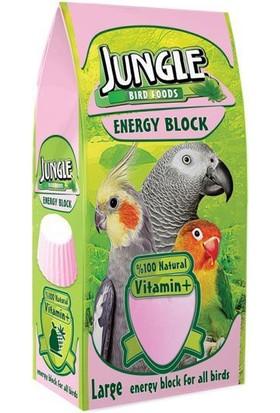 Jungle Kuşlar İçin Vitaminli İyotlu Enerji Bloğu Gaga Taşi Large