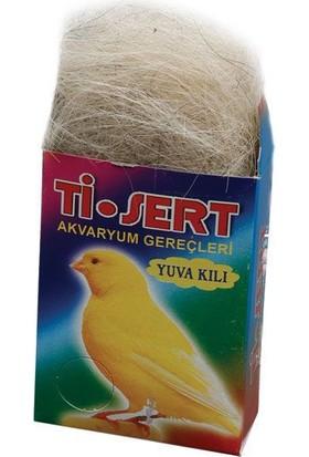 Ti-Sert Kutu Kuş Yuva Yapma Kili