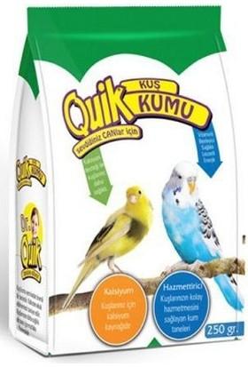 Quik Mineralli Kuş Kumu 250 Gr