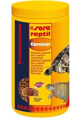 Sera Reptil Etçil Sürüngen Yemi Carnivor 1000 Ml