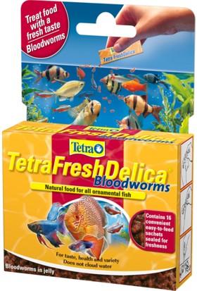 Tetra Fresh Delica Bloodworms 48 Gr.