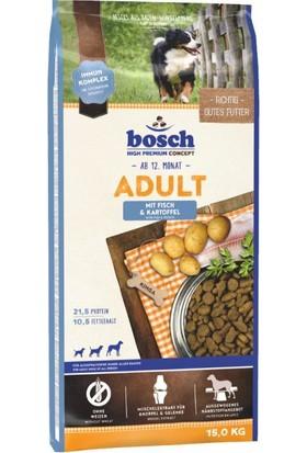 Bosch Fish & Potato Balıklı Patatesli Yetişkin Köpek Maması 15 Kg