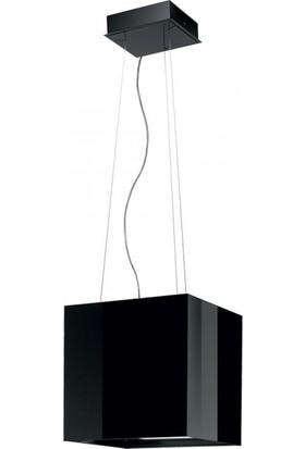 Mekappa Cube / Siyah Ada Tipi Davlumbaz