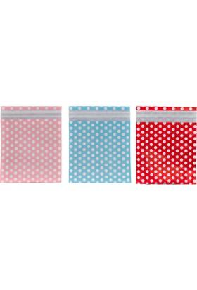Menteşoğlu Kağıtçılık Kendinden Yapışkanlı Kağıt Hediye Paketi 20x20cm (alttan körüklü) 25 adet
