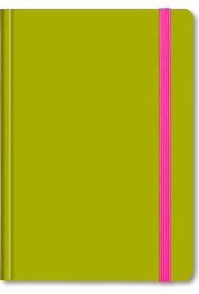 Replay 17x24 Ciltli Lastikli Kareli 120 Yp Yeşil