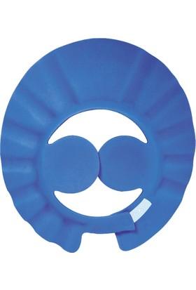Sevi Bebe Bebek Banyo Şapkası Mavi
