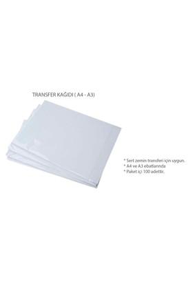 Beyazyıldızlar A4 Süblimasyon Trasfer Kağıdı