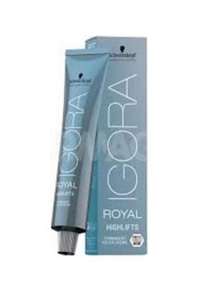 Schwarzkopf Igora Royal Saç Boyası 12-1 Özel Açıcı Sandre 60 Ml