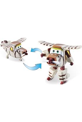 Mega Harika Kanatlar Oyuncak Robot Ve Uçağa Dönüşebilen Bello Figürü