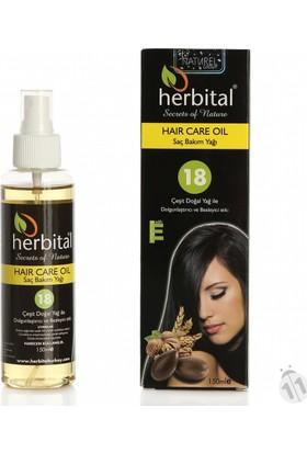Herbital Dolgunlaştırıcı Ve Besleyici 18 Karışımlı Bitki Yağı