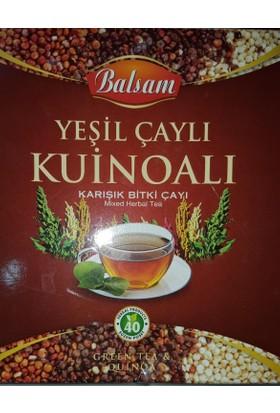 Balsam Kinoalı Karışık Bitki Çayı