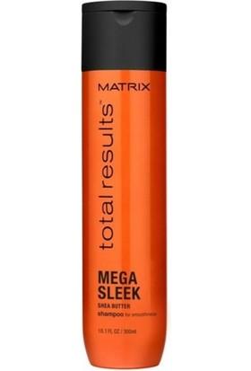 Matrix Total Results Mega Sleek Düzleştirici Saç Bakım Şampuanı 300 Ml