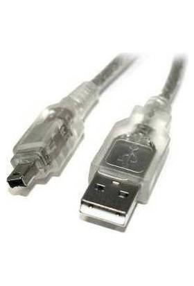 Platoon Usb To Ieee 1394 4Pin Firewire Dönüştürücü Kablo