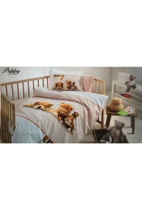 Özdilek Puppy Bebek Nevresim Takımı Quartz