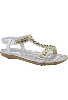 Despina Vandi Blg 17Y420-3 Günlük Kadın Sandalet