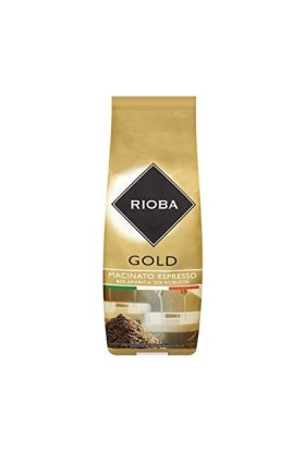 Rioba Gold Çekirdek Kahve %80 Arabica %20 Robusta 1Kg