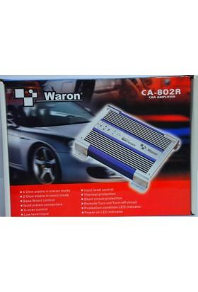 Waron Ca-802R 2 Channel Mono Anfi
