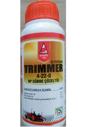 Amarco Yaprak Gübresi Trimer 500 Cc 4-22-00
