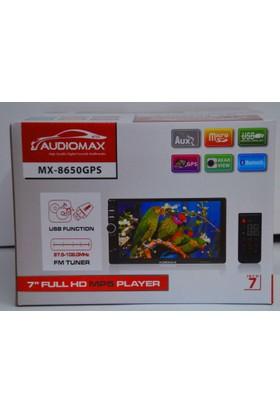 """Audiomax Mx8650 7"""" Full Hd Mp5 Player"""