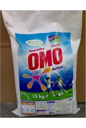 Omo Matişır Deterjanı Active Toz Deterjan 15 Kg