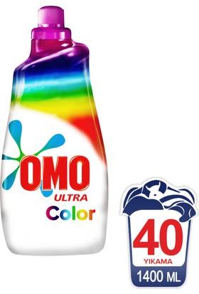 Omo Sıvı Çamaşır Deterjanı Color 1400 ML