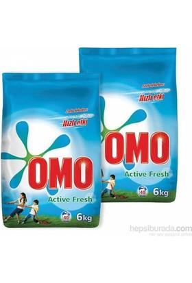 Omo Matik 6 Kg Active Fresh 2'Li
