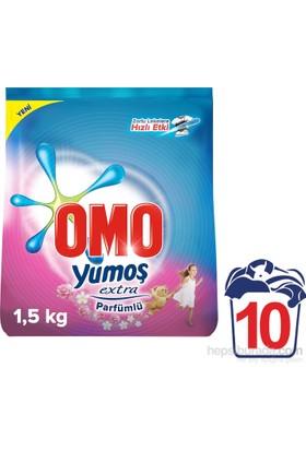 Omo Toz Çamaşır Deterjanı Yumoş Ekstra ParfüMLü 1.5 Kg