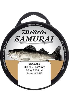 Daiwa Samurai Sea Bass Monoflament Misina