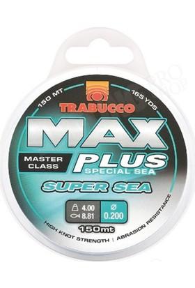 Trabucco Max Plus Super Sea 1000m Monoflament Misina