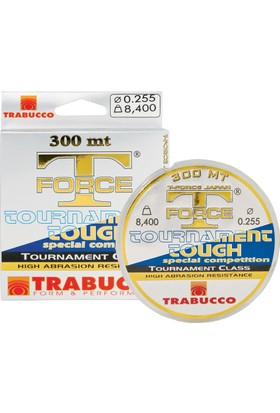 Trabucco T-Force Tournament Tough Serisi 150m Monofilament Misina