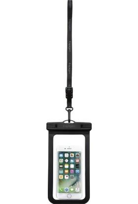Spigen Universal (Tüm Cihazlarla Uyumlu) IPX8 Sertifikalı Su Geçirmez Kılıf Black - 000EM21018