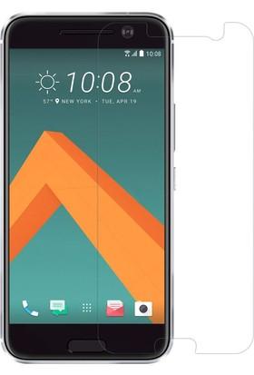 Case 4U HTC 10 Cam Ekran Koruyucu