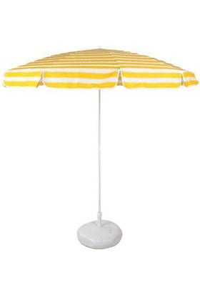 Hiper VY10010P-2 100 x 10 Pamuk Kumaş Plaj Şemsiyesi