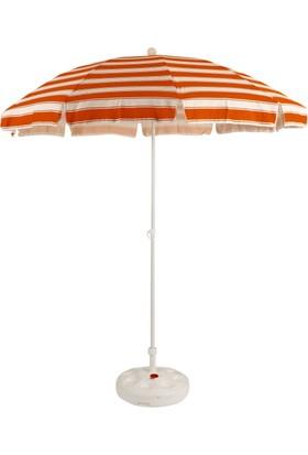 Hiper VY10010P-3 100 x 10 Pamuk Kumaş Plaj Şemsiyesi
