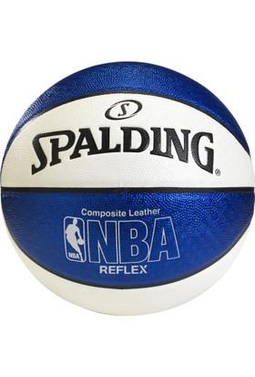 Spalding Basketbol Topu Reflex Blue/Whıte Sz7 (74574Z)