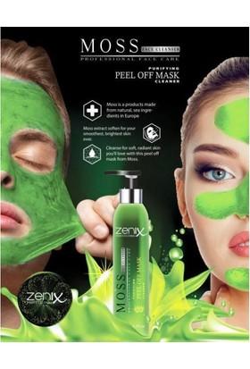 Zenix Peel Off Moss Face Mask 130 Ml Yosun Maske