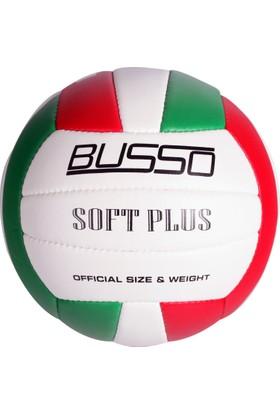 Busso Soft Plus El Dikişli Voleybol Topu