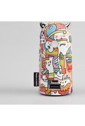 Emie Devil-Joyous 5200 mAh Taşınabilir Şarj Cihazı (Golden Pın Design Award) - S100