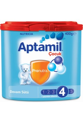 Aptamil 4 Çocuk Devam Sütü 400 gr