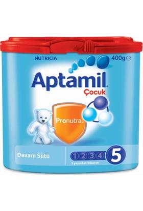 Aptamil 5 Çocuk Devam Sütü 400 gr