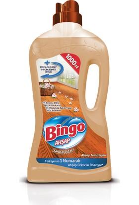Bingo Ahşap Temiz. Sandal Ağacı 1L