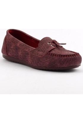 Ccway 075 Rok Günlük Yürüyüş Bayan Babet Ayakkabı